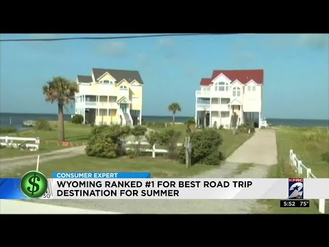 Consumer Headlines: Wyoming ranked #1 best road trip destination
