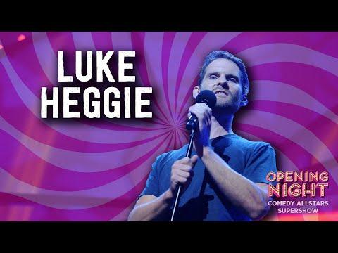 Luke Heggie - 2016 Opening Night Comedy Allstars Supershow