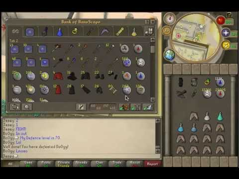 Runescape Basic 1 Defence Pure Hybrid Guide [Complete By: Crazitomali]