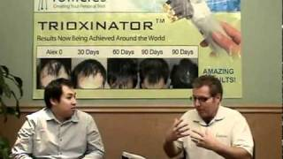 Proof that hair loss is reversible -- Trioxinator™