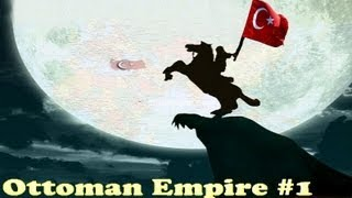 Hearts of Iron 3- World War 1 Mod- Ottoman Empire Part 1