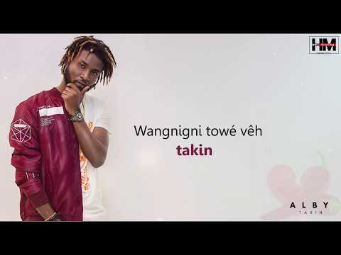 Alby - Takin (Lyrics)