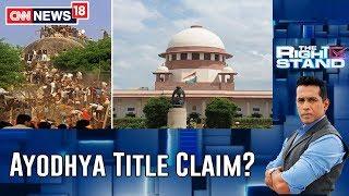 Mandir Politics After Mandir Hearing; Who Has Played Politics Over Ram? | The Right Stand