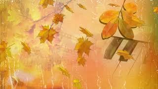 футаж Осенний1