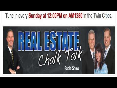 Kelvin Kaemingk: Chalk Talk Radio Show 8.14.16 Minneapolis Real Estate News & Updates