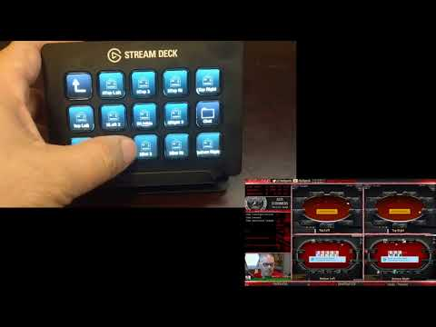 Elgato Streamdeck for Poker Players