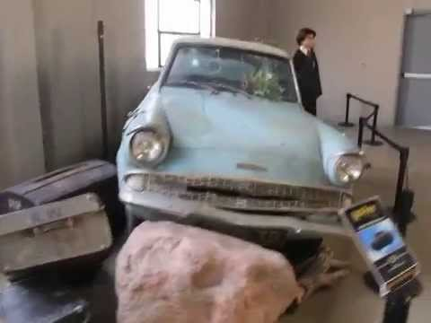 flying ford anglia youtube. Black Bedroom Furniture Sets. Home Design Ideas