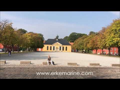 ERKE Marine, Copenhagen City Tour, Denmark, www.erkemarine.com