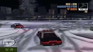 Grand Theft Auto III -- Winter Mod [Part 1]