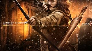 Скачать The Hobbit The Desolation Of Smaug Audiomachine Land Of Shadows
