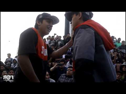 RAMSET vs GHOST - Final Nacional Homosapiens Agallas - Gold Battle España 2018
