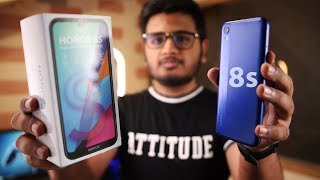 Honor 8S Unboxing & Hand's On Review!
