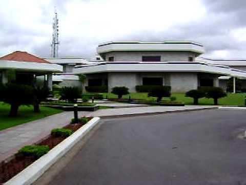 Satyam Technology Center In Hyderabad India Youtube