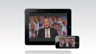 Shell Investor Relations and Media app promo
