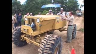 Top Truck Challenge 2003 - Obstacle Course