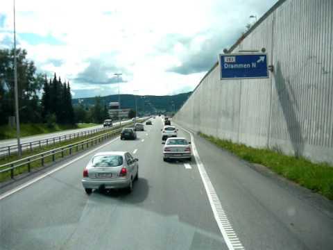 Okolice Drammen,Norwegia