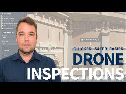 Asset Inspection by drone. How does it work | Hoverscape
