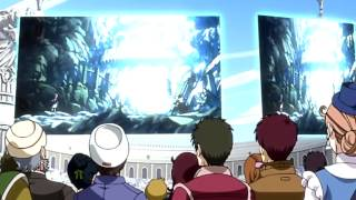 Natsu VS The Twin Dragon
