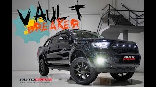 VAULT BREAKER // Aftermarket Ford Ranger FX4 4WD Accessories Australia, Rims, Hardlid & Part