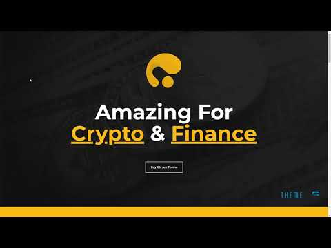 Borsen Crypto Currency And Finance WordPress Theme      Ora Ren
