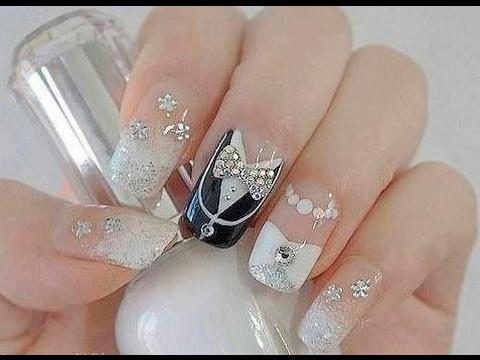 unique nail art design 2017