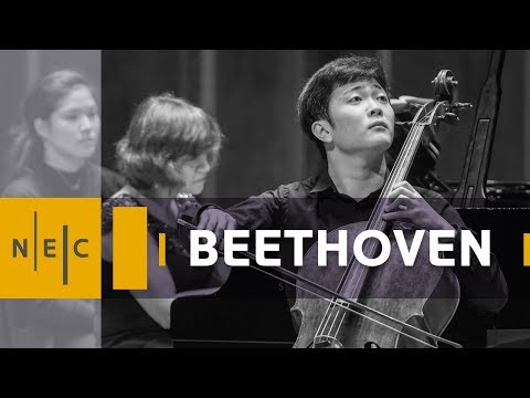 Beethoven: Sonata for Cello and Piano No.5 in D major, Op.102 No.2 – Brannon Cho