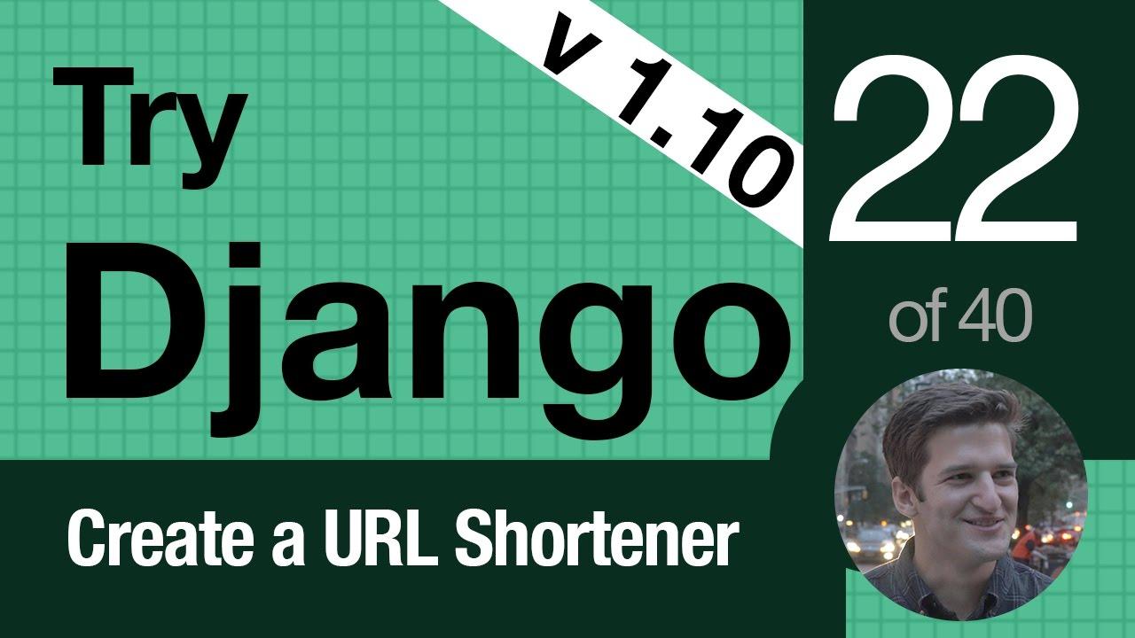 Try Django 1 10 - 22 of 40 - HttpResponse Redirect & URL Ordering