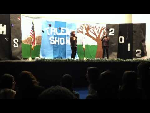 2012 Lakeside middle school talent show