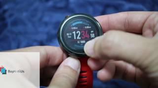 סקירה מלאה שעון חכם Huami amazfit