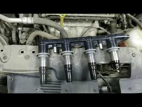 Модуль зажигания Chevrolet Aveo