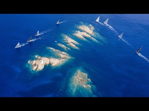 2018 Maxi Yacht Rolex Cup – Highlights