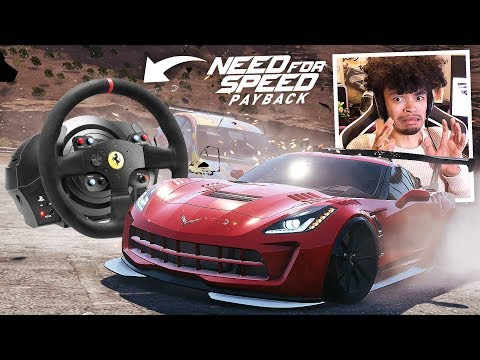 Need for Speed Payback... With A WHEEL???