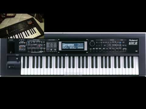 ROLAND GW 8  REVIEW UNBOXIN LATINO SOUNDS