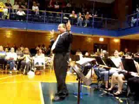 Raub Middle School Band - Spring Concert (Queen medley
