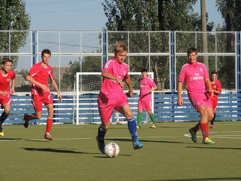 ФК Титан  7:3 Молодёжка Бизнес Лига Джуниор 2 сезон