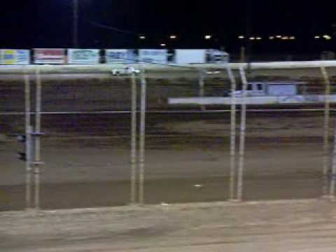 Factory stock main event imperial valley speedway 3-20-2010