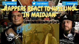 """Rappers React To Heilung """"In Maidjen""""!!!"""