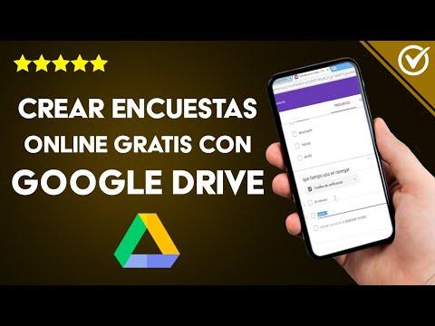Cómo Crear Encuestas Online Gratis con Google Drive, Survio o Doodle