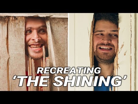 FILMMAKING CHALLENGE: Recreating 'The Shining' | CB01