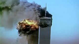 Sekunden vor dem Unglück 9/11