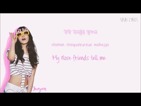 Girls' Generation SNSD (소녀시대) Gee Lyrics (Color Coded Han|Rom|Eng) | by Soshi Lyrics