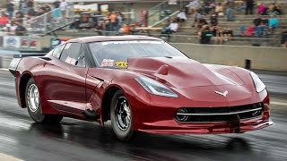 TWIN TURBO HEMI Powered C7 Takes FLIGHT!