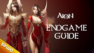 AION 5.1 - I reached endgame, what now?