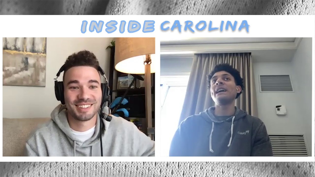 Video: Justin Jackson and Taylor Vippolis - UNC Figuring It Out