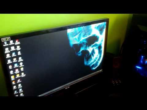 "Asus VG248QE 24"" 144hz 1ms monitor"