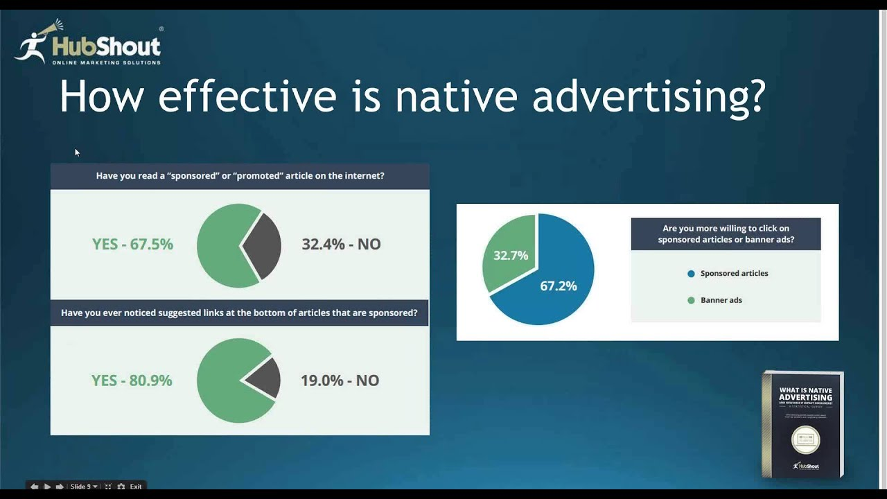 Fixing Native Advertising: What Consumers want from Brands, Publishers, and the FTC