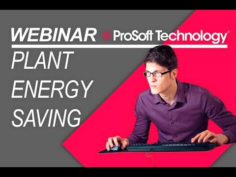 ProSoft Technology - Plant Energy Saving