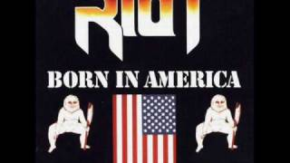 RIOT - HEAVY METAL MACHINE