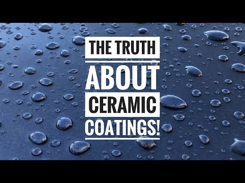 The dark side of ceramic coatings! What you need to know