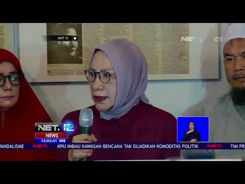 Ratna Sarumpaet Mengaku Sebagai Pencipta Hoax Terbaik - NET 12